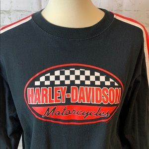 Men's Harley Davidson long sleeve shirt